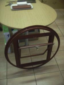 Steel-round