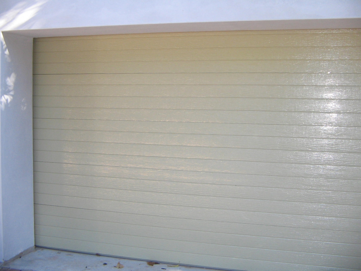 900 #515F7A Garage Doors Delarey Welding image Wooden Sectional Garage Doors 36431200