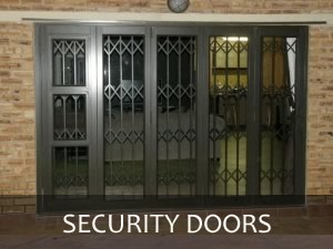 Expandable Security Doors